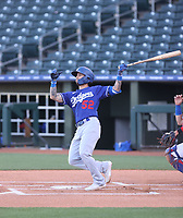 Jacob Amaya - Los Angeles Dodgers 2021 spring training (Bill Mitchell)