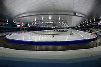 SCHAATSEN: HEERENVEEN, 25-08-2020, IJsstadion Thialf, KNSB Topsporttraining, ©foto Martin de Jong