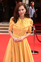 Anna Friel<br /> arriving for the Prince's Trust Awards 2020 at the London Palladium.<br /> <br /> ©Ash Knotek  D3562 11/03/2020