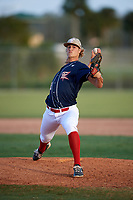 Chance Huff (72) while playing for Team Elite Prime based out of Winder, Georgia during the WWBA World Championship at the Roger Dean Complex on October 21, 2017 in Jupiter, Florida.  Chance Huff is a pitcher / outfielder from Niceville, Florida who attends Niceville High School.  (Mike Janes/Four Seam Images)
