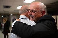 Richard Merlini, PLQ, LaPrairie<br /> <br /> le jour des elections, 1er octobre 2018<br /> <br /> PHOTO : Agence Quebec Presse