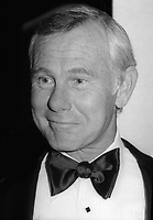 Johnny Carson 1978<br /> Photo By Adam Scull/PHOTOlink.net