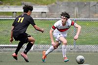 Football – CSW Boys Grade Finals at Wellington College, New Zealand on Saturday 25 September 2021. <br /> Photo by Masanori Udagawa. <br /> www.photowellington.photoshelter.com