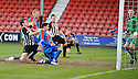 CALEY'S NICK ROSS SCORES INVERNESS' EQUALISING GOAL