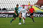 Once Caldas igualó 1-1 ante Atlético Bucaramanga. Fecha 2 Liga BetPlay I-2020.