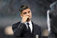 Lorenzo Insigne Italia <br /> Napoli 15-10-2013 Stadio San Paolo <br /> Football Calcio Fifa World Cup 2014 Qualifiers <br /> Europe Group B <br /> Italia - Armenia <br /> Italy - Armenia <br /> Foto Andrea Staccioli Insidefoto