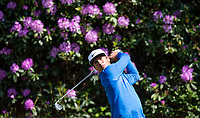 Thorbjørn Olesen (Denmark) during the BMW PGA PRO-AM GOLF at Wentworth Drive, Virginia Water, England on 23 May 2018. Photo by Andy Rowland.