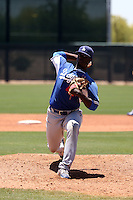 Kam Uter - Los Angeles Dodgers 2015 extended spring training (Bill Mitchell)