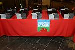 Hybu Cig Cymru - DVD Launch - Senedd National Assembly for Wales - 14th-Jan-2013 - Cardiff - Wales - UK ..© www.ijcsports.co.uk - PLEASE CREDIT IAN COOK