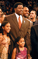 Patrick Ewing 2002<br /> Photo By John Barrett/PHOTOlink