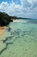 Cuba, Strand bei Guardalavaca, Provinz Holguin