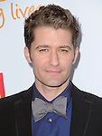 Matthew Morrison. at Trevor Live At The Hollywood Palladium in Hollywood, California on December 02,2012                                                                               © 2012 Hollywood Press Agency
