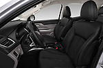Front seat view of a 2018 Fiat Fullback Cross Techno 4 Door Pick Up front seat car photos