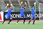 Training of the AFF Suzuki Cup 2016 on 18 October 2016. Photo by Stringer / Lagardere Sports