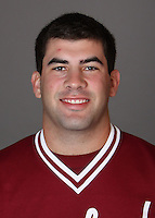 STANFORD, CA - NOVEMBER 11:  Dan Sandbrink of the Stanford Cardinal during baseball picture day on November 11, 2009 in Stanford, California.