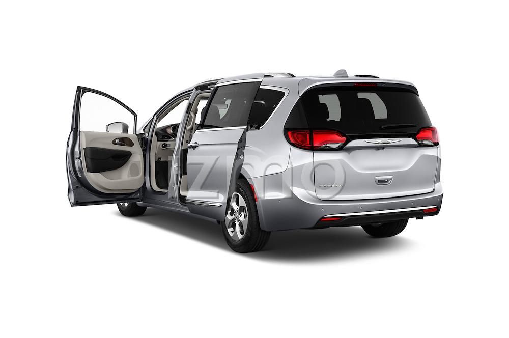 Car images of 2017 Chrysler Pacifica Touring-L-Plus 5 Door Minivan Doors