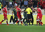 Persepolis vs Al Nassr during the 2015 AFC Champions League Group A match on April 08, 2015 at the Azadi Stadium in Tehran, Iran. Photo by Adnan Hajj / World Sport Group