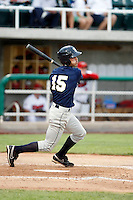 Shea Vucinich - 2010 Helena Brewers - Playing against the Orem Owlz in Orem, UT - 07/26/2010.Photo by:  Bill Mitchell/Four Seam Images..