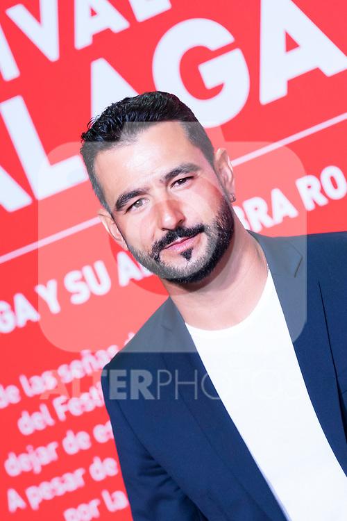 Antonio Velazquez during Photocall of presentation of Malaga Film Festival 2020. 21 August 2020. (Alterphotos/Francis Gonzalez)