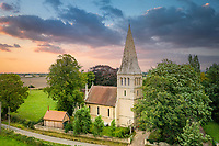 Heavenly home - beautiful converted church with a 100ft spire is on the market for £600K