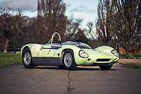 The last race car ever driven by Sir Stirling Moss as a professional has emerged for sale for £380k.