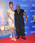 Vivica Fox and Ceelo at The Tri Star Pictures World Premiere of SPARKLE held at The Grauman's Chinese Theatre in Hollywood, California on August 16,2012                                                                               © 2012 Hollywood Press Agency