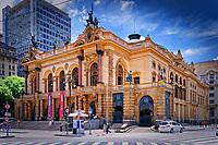 Sao Paulo - Municipal Theatre