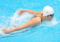 July 28, 2012: SHIWEN YE of CHN competes in women's 400 meter individual medley final at the Aquatics Center on day one of 2012 Olympic Games in London, United Kingdom.