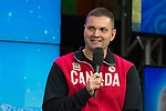 Mark Ideson, PyeongChang 2018.<br /> Canadian Paralympic Committee & CBC announce the 100 day countdown to the 2018 Paralympics in PyeongChang, South Korea at the Barbara Frum Atrium at CBC Toronto. // Le Comité paralympique canadien et CBC annoncent le compte à rebours de 100 jours avant les Jeux paralympiques de 2018 à PyeongChang, en Corée du Sud, au Barbara Frum Atrium de CBC Toronto. 29/11/2017.