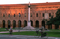 "Sabbioneta (Mantova), Galleria degli Antichi - Corridor Grande (""Gallery of the Ancient"")"