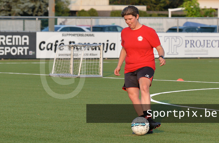 Sien Gaens from FC Alken