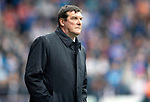 St Johnstone v Rangers…22.09.19   McDiarmid Park   SPFL<br />Saints manager Tommy Wright<br />Picture by Graeme Hart.<br />Copyright Perthshire Picture Agency<br />Tel: 01738 623350  Mobile: 07990 594431