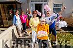 Betty Moran, Strand Street, Tralee celebrating her 96th birthday on Thursday Phil Boyle, Dolly Molloy, Nora O'Connor Trish Moran, Betty Moran and Gerard Moran.