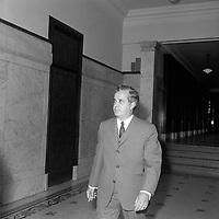 Sujet : Politique - Le Premier Ministre du Québec Jean-Jacques Bertrand<br /> Date: 26 Juin 1969<br /> <br /> <br /> Photo : Photo Moderne - © Agence Quebec Presse