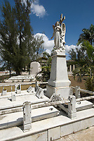 Cuba, Friedhof Necropolis Tomas Acea  in Cienfuegos