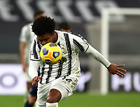 Calcio, Serie A: Juventus FC - S.S.Lazio, Turin, Allianz Stadium, March 6, 2021.<br /> Juventus' Weston Mckennie in action during the Italian Serie A football match between Juventus and Lazio at the Allianz stadium in Turin, on March 6, 2021.<br /> UPDATE IMAGES PRESS/Isabella Bonotto