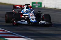 #06; Nicholas Latifi Williams Racing Mercedes. Formula 1 World championship 2020, Winter testing days #1 2020 Barcelona, 21-02-2020<br /> Photo Federico Basile / Insidefoto