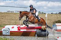 NZL-Greer Caddigan rides Ricker Ridge Pico Boo. Dunstan Horse Feeds CCI3*-S. 2021 NZL-RANDLAB Matamata Horse Trial. Sunday 21 February. Copyright Photo: Libby Law Photography.