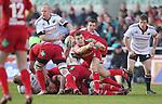 Scarlets v Munster 0412