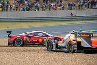 #25 G-Drive Racing Aurus 01 - Gibson LMP2, John Falb, Roberto Merhi, Rui Andrade, 24 Hours of Le Mans , Race, Circuit des 24 Heures, Le Mans, Pays da Loire, France