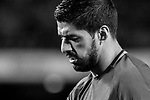 Luis Alberto Suarez Diaz of FC Barcelona reacts during the La Liga 2017-18 match between FC Barcelona and Levante UD at Camp Nou on 07 January 2018 in Barcelona, Spain. Photo by Vicens Gimenez / Power Sport Images