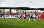 Dartford 1 Welling United 0, 13/05/2012. Princes Park, Conference South Play Off Final. Photo by Simon Gill.