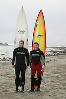 Mavericks Opening Day on January 6th, 2009. Photo by Kelley Cox/isiphotos.com