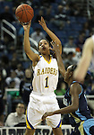 Reed Gabby Williams shoots in a semi-final game in the NIAA 4A State Basketball Championships between Reed and Foothill high schools at Lawlor Events Center in Reno, Nev, on Thursday, Feb. 23, 2012. .Photo by Cathleen Allison