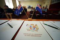 160317 Masterton District Council - NZ Citizenship Ceremony