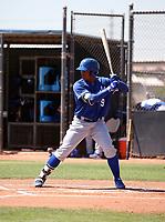 Ismaldo Rodriguez - Kansas City Royals 2019 extended spring training (Bill Mitchell)
