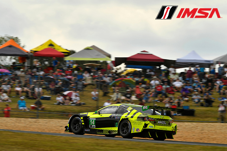 #14 AIM Vasser Sullivan Lexus RC F GT3, GTD: Richard Heistand, Jack Hawksworth, Parker Chase