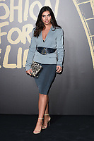 LONDON, UK. September 14, 2019: Francesca Allen at the Fashion for Relief Show 2019 at the British Museum, London.<br /> Picture: Steve Vas/Featureflash