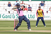 Daryl Mitchell hits 6 runs for Middlesex during Essex Eagles vs Middlesex, Vitality Blast T20 Cricket at The Cloudfm County Ground on 18th July 2021