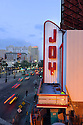 Grand opening of the newly renovated Joy Theater on Canal Street
